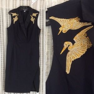 Altuzarra for Target Crane Bird Dress